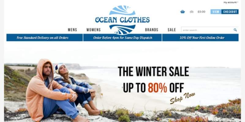Ocean Clothes