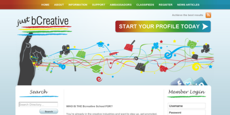 bCreative Directory
