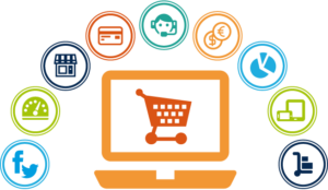 Full eCommerce Web Development